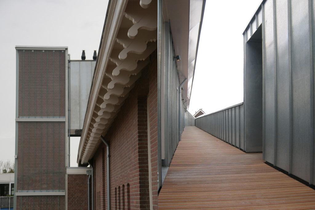 Renovatie  Funderingsherstel Jensiusstr te Rotterdam