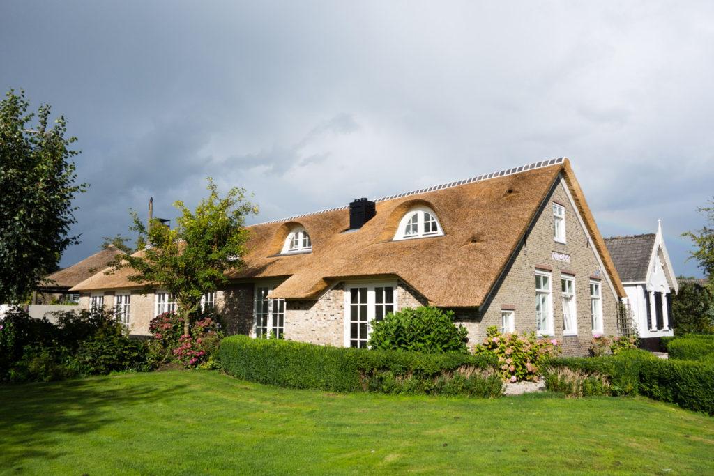 Verbouwing Boerderij Reeuwijk